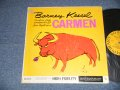 "BARNEY KESSEL -  Modern Jazz Performances From Bizet's Opera CARMEN (Ex/Ex STOFC) / 1959 US AMERICA ORIGINAL ""MONO"" Used LP"