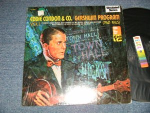 画像1: EDDIE CONDON & CO. - GERSHWIN PROGRAM (Ex+++/MINT-) / 1967 US AMERICA ORIGINAL STEREO Used LP