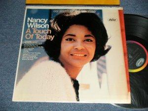 """画像1: NANCY WILSON  - A TOUCH OF TODAY (MINT-/MINT- ) / 1966 US AMERICA ORIGINAL """"BLACK with RAINBOW CAPITOL Logo on TOP Label"""" STEREO Used  LP"""