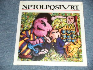 "画像1: NPTOLIPQSIVRT - NPTOLIPQSIVRT (SEALED) / 1987 US AMERICA ""BRAND NEW SEALED"" LP"
