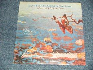 """画像1: LONNIE LISTON SMITH & The Cosmic Echoes - REFLECTIONS OF A GOLDEN DREAM (SEALED) / 1976 US AMERICA ORIGINAL """"BRAND NEW SEALED"""" LP"""