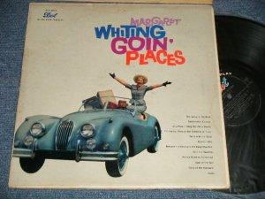 画像1: MARGARET WHITING - GOING PLACES (Ex/MINT-  SEAMEDSP) / 1957 US AMERICA ORIGINAL MONO Used LP
