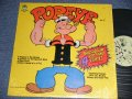 ANIME / POPEYE The Sailor Man - POPEYE The Sailor Man (4x The Storytellers)(MINT-/MINT-) /  US AMERICA ORIGINAL Used LP