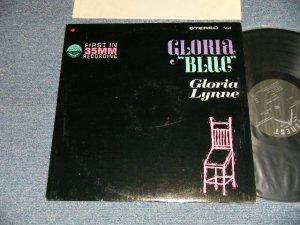 画像1: GLORIA LYNNE - GLORIA BLUE (Ex++/Ex++ Looks:Ex+ STOBC) / 1962 US AMERICA ORIGINAL STEREO Used LP