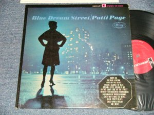 "画像1: PATTI PAGE - BLUE DREAM STREET (Ex++, Ex/Ex++ A-5:Ex)  /1964 US AMERICA ORIGINAL STEREO ""RED LABEL"" Used LP"