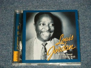 画像1: LOUIS JORDAN - Let The Good Times Roll (The Anthology 1938 - 1953) (MINT-/MINT) / 1999 US AMERICA ORIGINAL Used 2-CD'S
