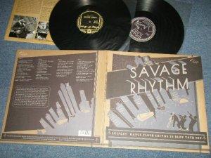 画像1: V.A. Various - Savage Rhythm - Swingin' Dance Floor Sounds To Blow Your Top (MINT/MINT) /2014 GERMAN GERMANY ORIGINAL Used 2-LP's