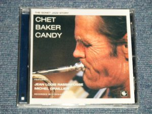画像1: CHET BAKER - CANDY (MINT-/MINT) / 2004 GERMAN GERMANY Used CD