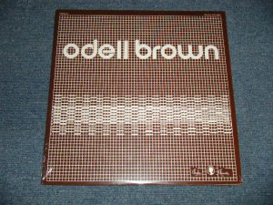 "画像1: ODELL BROWN - ODELL BROWN (SEALED) / 2003 US AMERICA REISSUE ""BRAND NEW SEALED"" LP"