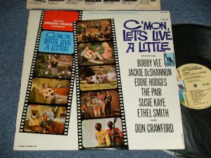 "画像1: V.A. OST - C'MON, LET'S LIVE A LITTLE (Ex+++/MINT) / 1967 US AMERICA ORIGINAL ""PROMO"" STEREO Used LP"