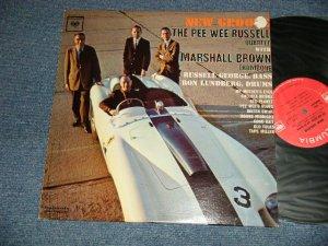 """画像1: The PEE WEE RUSSELL - NEW GROOVE (Ex, Ex+++/MINT- TEAROFC) / 1963 US AMERICA ORIGINAL""""2-EYE'S GUARANTEED HIGH FIDELITYLabnel"""" MONO Used LP"""