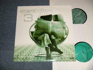 """画像1: v.a. Various Omnibus - STEREO ULTRA VOL.3 (NEW) / 2000 FRANCE FRENCH ORIGINAL """"BRAND NEW"""" 2-LP's"""