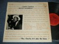 "CHARLIE CHRISTIAN - WITH THE BENNY GOODMAN SEXTET AND ORCHESTRA (Ex++/MINT- EDSP) / Early 1970's US AMERICA REISSUE ""PROMO"" MONO Used LP"