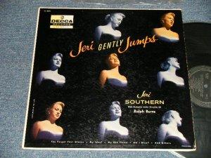 画像1: JERI SOUTHERN - JERI GENTLY JUMPS (Ex++/Ex Looks:Ex++ EDSP) / 1957 US AMERICA ORIGINAL MONO Used LP