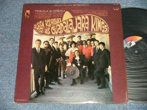 """画像1: RUBEN RODRIGUEZ And His Guadalajara Kings - TEQUILA & CREAM  Ex+/Ex+++ SEAM EDSP) / 1966 US AMERICA ORIGINAL """"MONO""""  Used LP"""