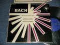 "Johann Sebastian Bach, Zino Francescatti (Vi)  - Partita n 2 in D minor & Partita n 3 in E major for violin unaccompanied (Ex+/Ex++ EDSP) / US AMERICA ORIGINAL ""BLUE with GOLD PRINT LABEL"" MONO Used LP"
