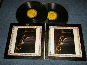 """画像1: LESTER YOUNG with COUNT BASIE ORCHESTRA - LESTER YOUNG MEMORIAL ALBUM (Ex/Ex) / 1959 US AMERICA ORIGINAL 1st Press """"YELLOW Label"""" Used 2-LP"""