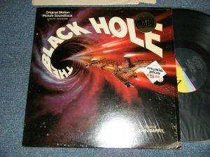画像1: OST JOHN BARRY - BLACK HOLE (MINT-/MINT-) / 1979 US AMERICA ORIGINAL Used LP