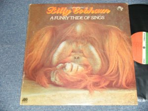 画像1: BILLY COBHAM - A FUNKY THIDE OF SINGS (Ex/MINT- ) / 1976 US AMERICA ORIGINAL Used LP