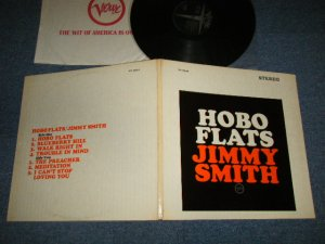 画像1: JIMMY SMITH - HOBO FLATS (Ex+++/MINT- Cloud) / 1963 US AMERICA ORIGINAL STEREO Used LP