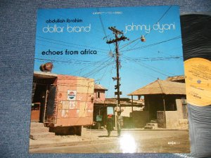 画像1: DOLLAR BRAND - JOHNNY DYANI - ECHOES FROM AFRICA (MINT-/MINT-) / 1979 WEST-GERMANY GERMAN ORIGINAL Used LP