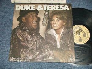 画像1: DUKE ELLINGTON & TERESA BREWER - It Don't Mean A Thing If It Ain't Got That Swing (Ex++/MINT-)/ 1983 Version US AMERICA REISSUE Used LP