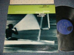 """画像1: HERBIE HANCOCK  - MAIDEN VOYAGE (Ex++/MINT-) / 1975 Version US AMERICA REISSUE """"BLUE with BLACK 'b' Label Used LP"""