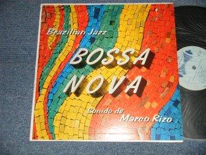 画像1: Marco Rizo (Cuban pianist) - Bossa Nova : Brazilian Jazz (Latin Jazz/Bossa Jazz) (Ex+++/Ex+++) / 1964 US AMERICA ORIGINAL STEREO Used LP