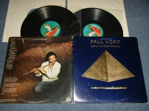 画像1: PAUL HORN - INSIDE THE GREAT PYRAMID (Ex+/MINT-) / 1977 US AMERICA ORIGINAL Used 2-LP