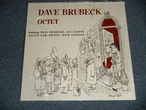 """画像1: DAVE BRUBECK OCTET - DAVE BRUBECK OCTET  (SEALED) / 1984 WEST-GERMANY """"BRAND NEW SEALED"""" LP"""