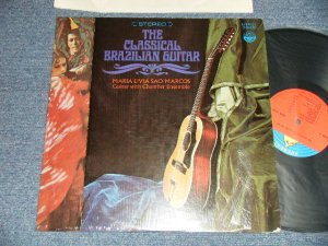 画像1: MARIA LIVIA SAO MARCOS - THE CLASSICAL BRAZILIAN GUITAR (Ex++/MINT-) /1971 US AMERICA ORIGINAL Used LP