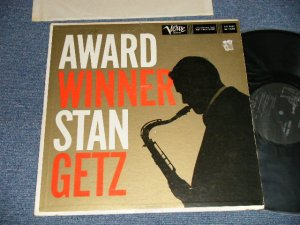"画像1: STAN GETZ - AWARD WINNER (Ex/Ex, VG+) / 1957 US AMERICA ORIGINAL 1st Press ""TRUMPET Label"" MONO Used LP"