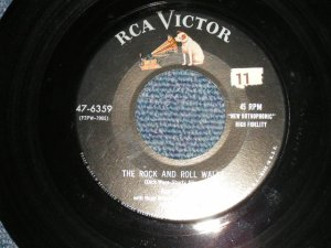 "画像1: KAY STARR - A) THE ROCK AND ROLL WALTZ  B) I'VE CHANGED MY MIND A THOUSAND TIMES  (Ex++/Ex++)/ 1955 US AMERICA ORIGINAL Used 7"" 45rpm Single"