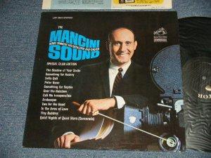 画像1: HENRY MANCINI - MANCINI SOUND (Ex+++, Ex++/MINT- WOBC) / 1968 US AMERICA ORIGINAL STEREO Used LP