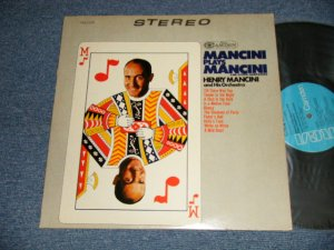 画像1: HENRY MANCINI - MANCINI PLAYS MANCINI (Ex++/MINT-) / 1971 US AMERICA REISSUE Used LP