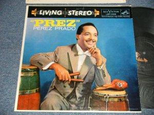 画像1: PEREZ PRADO - PREZ (Ex++/Ex++ Looks:Ex+) / 1958 US AMERICA ORIGINAL STEREO Used LP