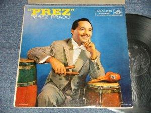 画像1: PEREZ PRADO - PREZ (Ex++/Ex++) / 1958 US AMERICA ORIGINAL MONO Used LP