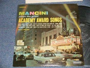 画像1: HENRY MANCINI - MANCINI PLAYS THE GREAT ACADEMY AWARD SONGS (Ex+++/Ex+++) / 1964 US AMERICA ORIGINAL STEREO Used LP