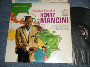 画像1: HENRY MANCINI - THE LATIN SOUND OF(MINT-/MINT-) / 1965 US AMERICA ORIGINAL STEREO Used LP