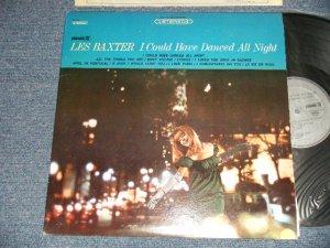 画像1: LES BAXTER - I COULD HAVE DANCE ALL NIGHT (Ex+/Ex+++ Looks:Ex++ EDSP, SWOBC) / 1966 US AMERICA STEREO Used LP