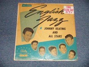 """画像1: JOHNNY KEATING AND ALL STARS - ENGLISH JAZZ (SEALED) /  1956 US AMERICA ORIGINAL """"BRAND NEW SEALED"""" LP"""