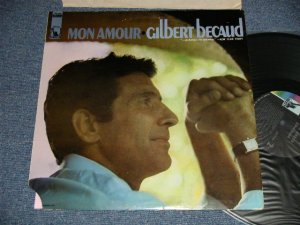 画像1: GILBERT BECAUD - MON AMOUR (Ex+/Ex+++ CUT OUT, EDSP) / 1967 US AMERICA ORIGINAL STEREO Used LP