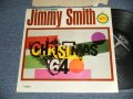 JIMMY SMITH - CHRISTMAS '64 (MINT/MINT) / 1964 US AMERICA ORIGINAL MONO Used LP