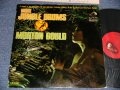 MORTON GOULD and His ORCHESTRA - MORE JUNGLE DRUMS (Ex+++, Ex+/Ex+++ WOBC, EDSP) / 1964 US AMERICA ORIGINAL MONO Used LP
