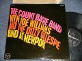 COUNT BASIE With JOE WILLIAMS AND THE DIZZY GILLESPIE BAND  - AT NEW PORT :  (Ex+++/MINT-) / 1963 US AMERICA ORIGINAL 1st Press on STEREO Version Used LP