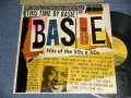 """COUNT BASIE - THIS TIME BY BASIE! HITS OF THE 50'S AND 60'S (Ex++/MINT-) / 1961 US AMERICA ORIGINAL 1st Press """"MULTI-COLOR Label"""" STEREO Used LP"""