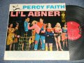 "PERCY FAITH - Percy Faith Plays Music From The Broadway Production LI'L ABNER (Ex+/Ex++ EDSP) / 1957 US AMERICA ORIGINAL ""6 EYES Label"" MONO Used LP"