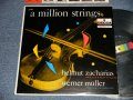 WERNER MULLER : HELMUT ZACHARIAS - A MILLION STRINGS (Ex+++/MINT-) / 1957 US AMERICA ORIGINAL MONO Used LP
