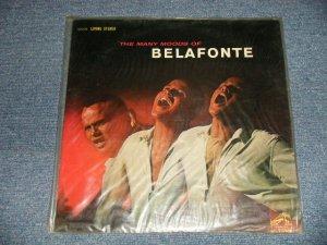"""画像1: HARRY BELAFONTE - THE MANY MOOD OF (SEALED) / 1962 US AMERICA ORIGINAL STEREO """"BRAND NEW SEALED"""" LP"""
