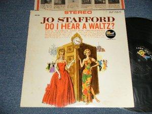 画像1: JO STAFFORD - DO I HEAR A WALTZ (Ex+/MINT- SWOFC, EDSP) / 1966 US AMERICA ORIGINAL STEREO Used LP